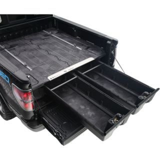 Decked Nissan Truck Bed System