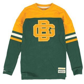 Mitchell & Ness NFL Pump Fake Heavyweight L/S T Shirt   Mens   Football   Clothing   Green Bay Packers   Green