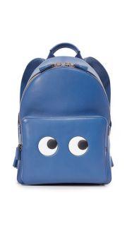 Anya Hindmarch Backpack with Mini Eyes
