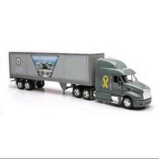 Newray Peterbilt US Navy Truck Diecast 1:32 Scale [Toy] [Toy] [Toy] [Toy] [Toy]