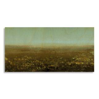 Gallery Direct Sean Jacobs On the Wind II Printed on Birchwood Wall