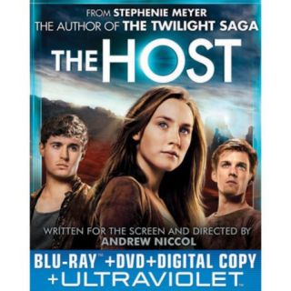 The Host (Blu ray + DVD + Digital Copy + UltraViolet) (With INSTAWATCH) (Widescreen)