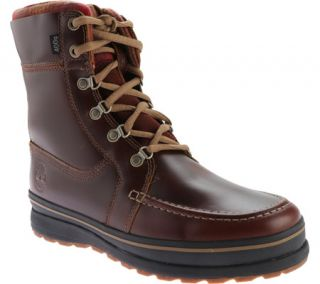 Mens Timberland Schazzberg High Waterproof Insulated Boot   Brown Full Grain Leather