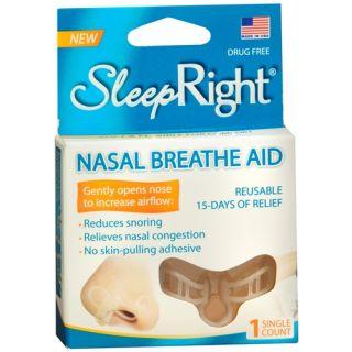 SleepRight Nasal Breathe Aid Bridge