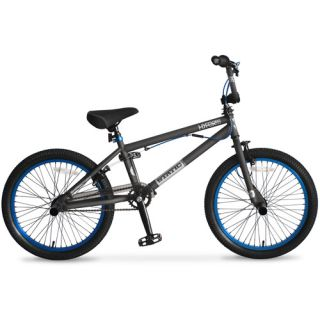 "20"" Hyper Static Boys' BMX Bike, Blue"