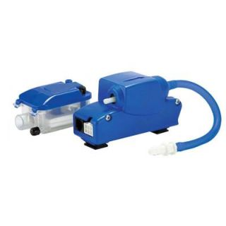 Little Giant EC 1K 115 Volt Condensate Removal Pump Kit for Indoor Ductless Mini Split Air Conditioner Units 553510