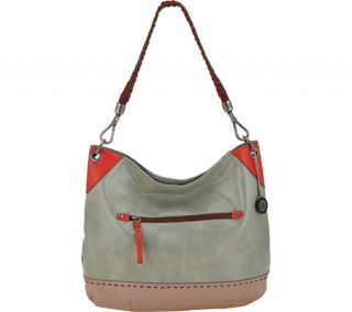 Womens THE SAK Indio Leather Hobo 106190