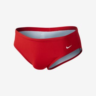 Nike Poly Core Solid Mens Swim Briefs