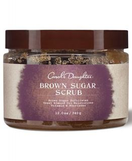 Carols Daughter Brown Sugar Scrub, 12 oz