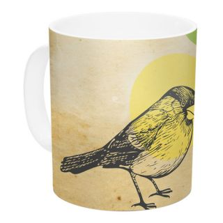 Poetry in Motion by Mat Miller 11 oz. Ceramic Coffee Mug by KESS