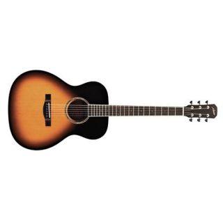 AA60 FSB Austin Austin AA60 Folk Acoustic Guitar, Sunburst Gloss
