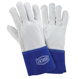 Ironcat Premium Grain Goatskin TIG Welding Gloves 6142/L