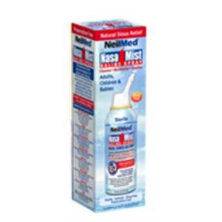 Nasamist Saline Spray Isotonic 75 ml
