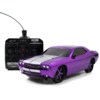 Radio Controlled 2008 Dodge Challenger SRT8
