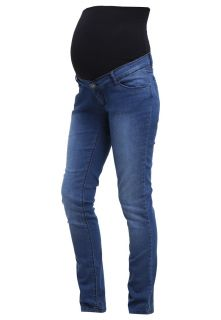 Boob Straight leg jeans   washed blue