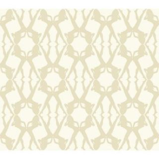 York Wallcoverings 60.75 sq. ft. Urban Chic Bond Girls Wallpaper RK4472