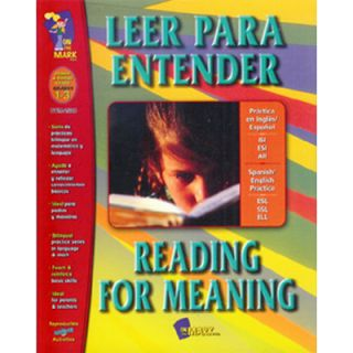 On the Mark (formerly T4T) Leer Para Entender Reading for Meaning Book
