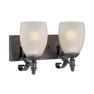Duvall 2 Light Vanity Light by Savoy House