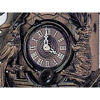 Schneider Traditional 8 Day Movement Cuckoo Wall Clock