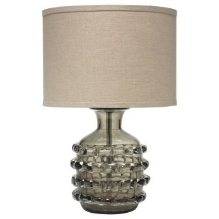 Ribbon 20 H Table Lamp with Drum Shade by Jamie Young Company