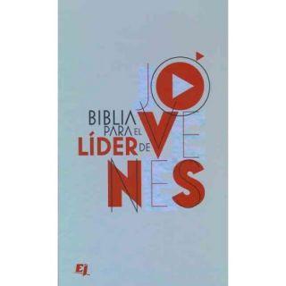 NVI Biblia para el lider de jovenes/ NIV Bible to the Youth Leader