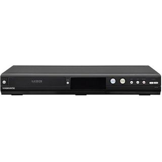 Magnavox HDD DVR and DVD Recorder with Digital Tuner, 500GB