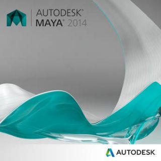 Autodesk Maya 2014 (NLM   Network Licensing) 657F1 WWR21C 1001