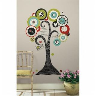 RoomMates RMK2153SLM Tree of Hope Peel & Stick Giant Wall Decal
