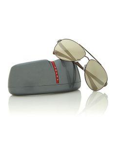 Prada Linea Rossa Men`s PS510S lifestyle sunglasses