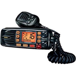 Uniden Oceanus Fixed Mount VHF Marine Radio   Black