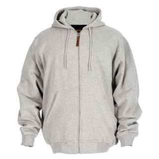 BERNE APPAREL Men's XX Large Long Heather Grey Sweatshirt