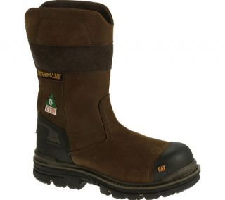 Mens Caterpillar Bolted Waterproof Composite Toe Boot