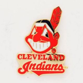 Cleveland Indians Official MLB 1 inch Lapel Pin by Wincraft