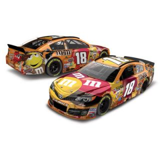 Action Racing 2013 Kyle Busch #18 M&Ms Halloween 1:24 Scale Platinum Die Cast Toyota Camry
