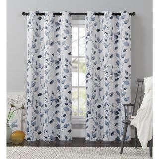 VCNY Paige 84 Inch Blackout Curtain Panel   17653653