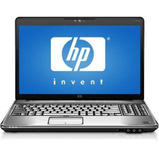 "HP Black Espresso 15.6"" Pavilion dv6 1360us Laptop PC with Intel Core 2 Duo Processor P7450 & Windows 7 Home Premium"