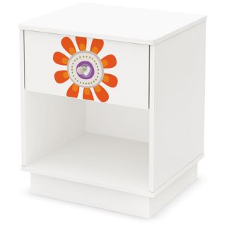 Joy 1 Drawer Nightstand by South Shore