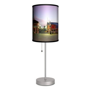 Lamp In A Box Artist Sean Davey Monterey 2 20 H Table Lamp with