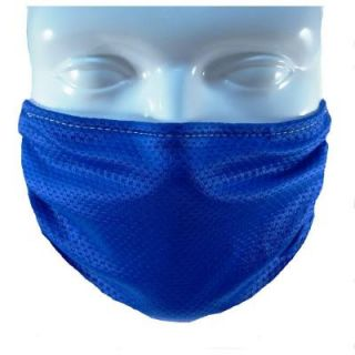 Multipurpose Washable/Reusable Dust, Pollen and Germ Mask   Blue AME27