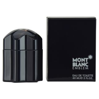 Mont Blanc Emblem Mens 2 ounce Eau de Toilette Spray   16964640
