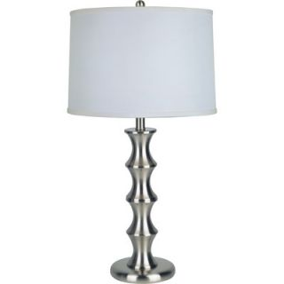 MarianaHome Hersey Kiss 16.5 H Table Lamp with Drum Shade