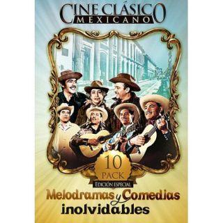 Cine Clasico Mexicano: Melodramas Y Comedias (10 Peliculas) (Spanish) (Full Frame)