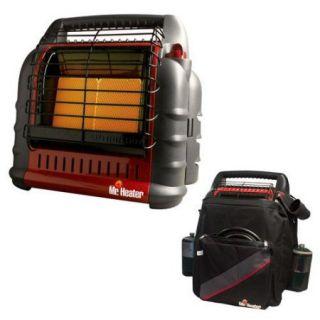 "Mr. Heater MH18B ""Big Buddy"" Portable Propane Heater with Big Buddy Carry Case"