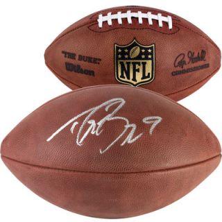 Drew Brees New Orleans Saints  Authentic Autographed Duke Football
