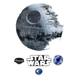 Fathead Star Wars Death Star Wall Decal