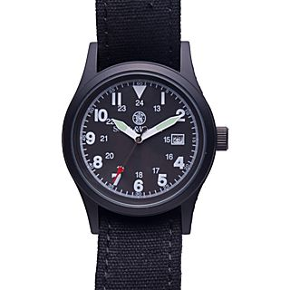 Smith & Wesson Watches Military Watch with (3) Canvas Straps
