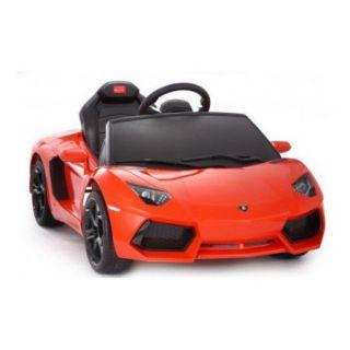 Lamborghini Aventador 6V Ride On, Orange