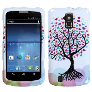INSTEN Love Tree Protector Phone Case Cover for ZTE N9100 Force