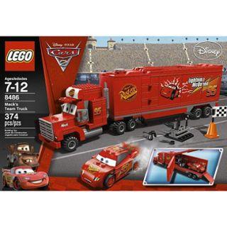LEGO Cars Macks Team Truck
