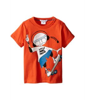 little marc jacobs mr marc graphic tee infant red skate